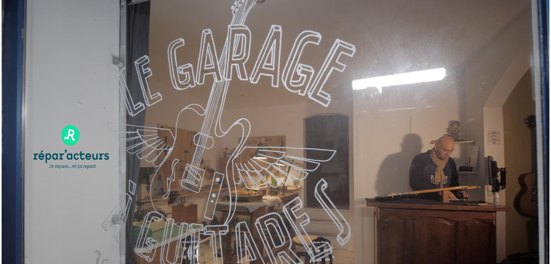 Le Garage à Guitares